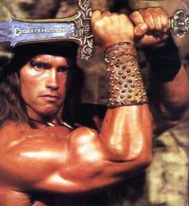 Conan, Barbarian